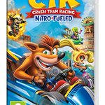 Image for the Tweet beginning: Crash Team Racing Nitro-Fueled Nintendo