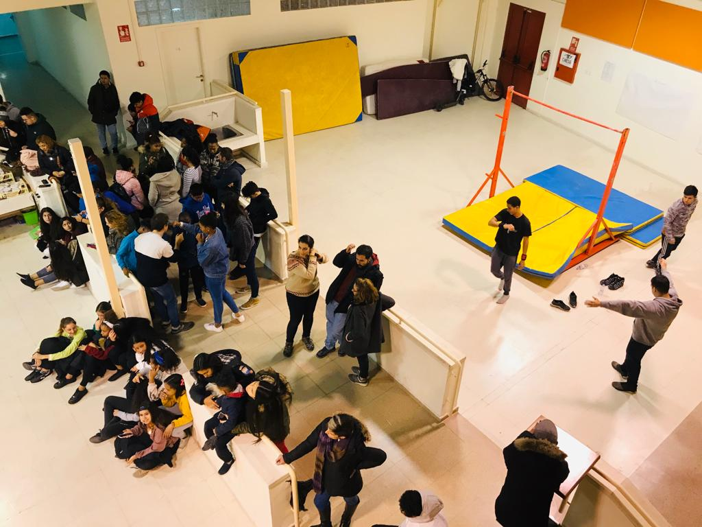 test Twitter Media - ➡️ La Fundación #ABD y la Subdirección General del Instituto de adicciones de @madridsalud ponen en marcha el servicio comunitario de prevención juvenil en @SDV_Villaverde @sdvmadrid   Ayer tuvo lugar el primer gran evento de Arte Urbano en el @Cinesiacivyd @PADJoven_ https://t.co/AwQMJoNGUl