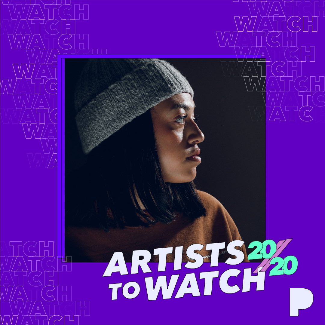 thank you @pandoramusic for making me one of your Artists to watch 2020 ✨!!! Find the whole playlist here https://www.pandora.com/playlist/PL:562950035192930:1756780791?_branch_match_id=574253214650613548… #PandoraMusic