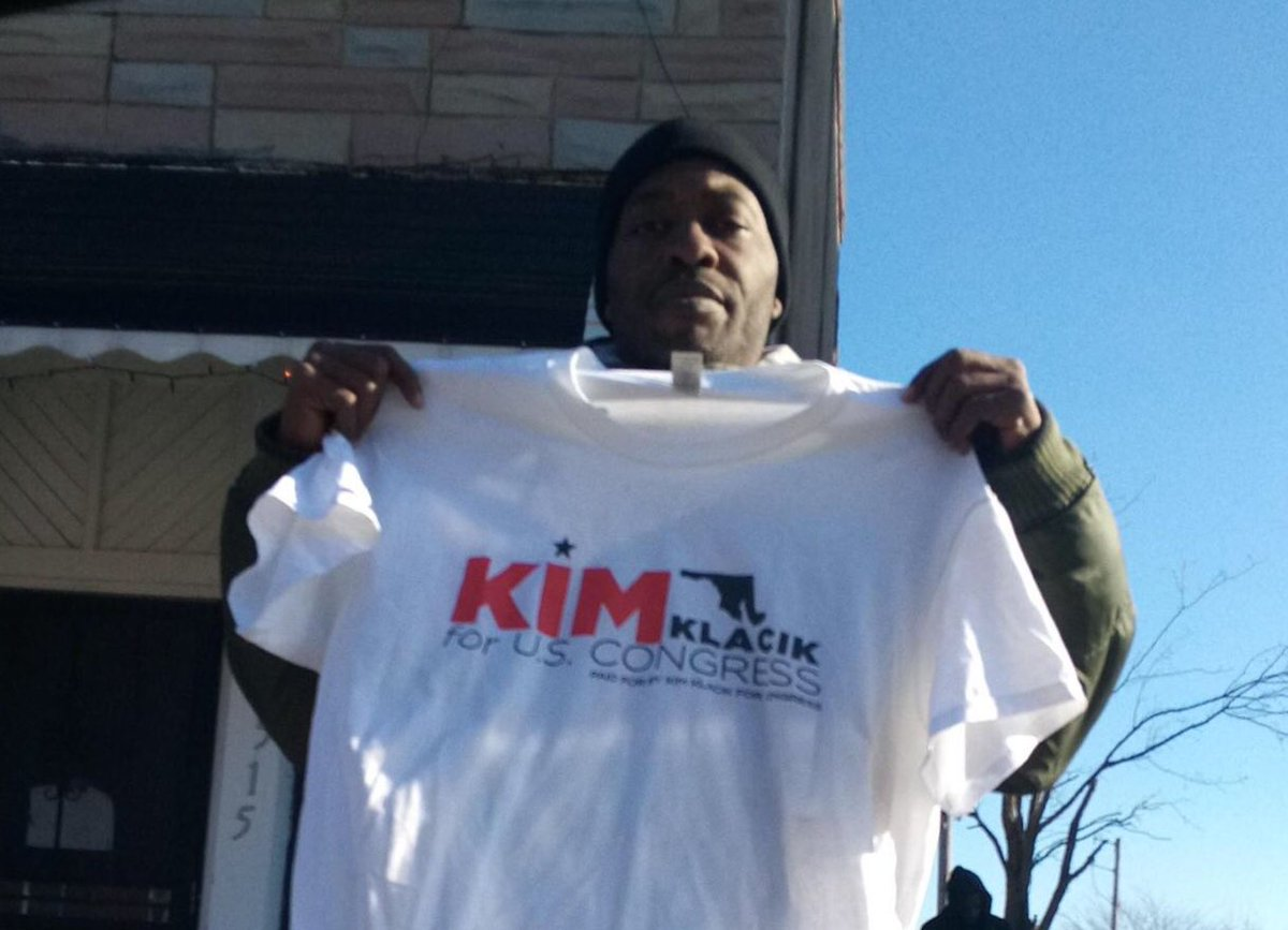 """I am often asked the same question.. """"Why should I vote for a republican rather a democrat?"""" My response is simple, Republicans spread the wealth, Democrats spread the poor. Donate if possible, KimKForCongress.com"""