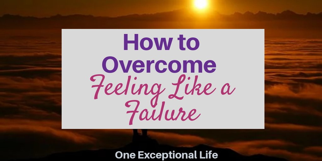 Do you struggle with feeling like a failure? Let me help you understand why we feel that way and how to overcome that feeling. #overcomingfailure #youareamazing  https:// buff.ly/2EdAVMz     <br>http://pic.twitter.com/rwbfMqxg5h