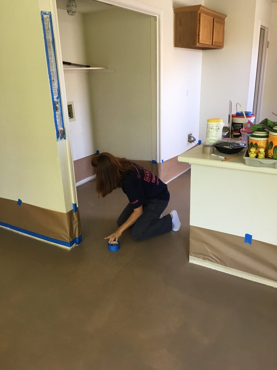 Owner Jacqueline (always camera shy) prides herself on exceptional service and customer satisfaction. Her skilled team understands that for her customers, each project is more than just a concrete floor.   #SanAntonio #NewBraunfels #Austin #FreeQuote #CallTodaypic.twitter.com/KzZdVP4HAV