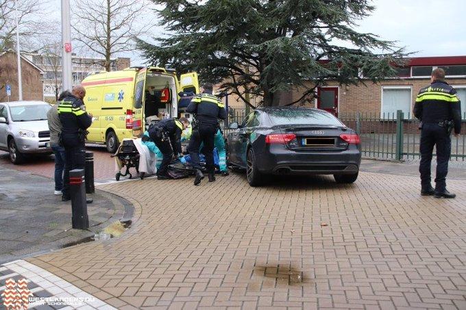 Fietsster gewond bij ongeluk Anjerlaan https://t.co/CzgpPjOvPW https://t.co/U4QKg70UHA