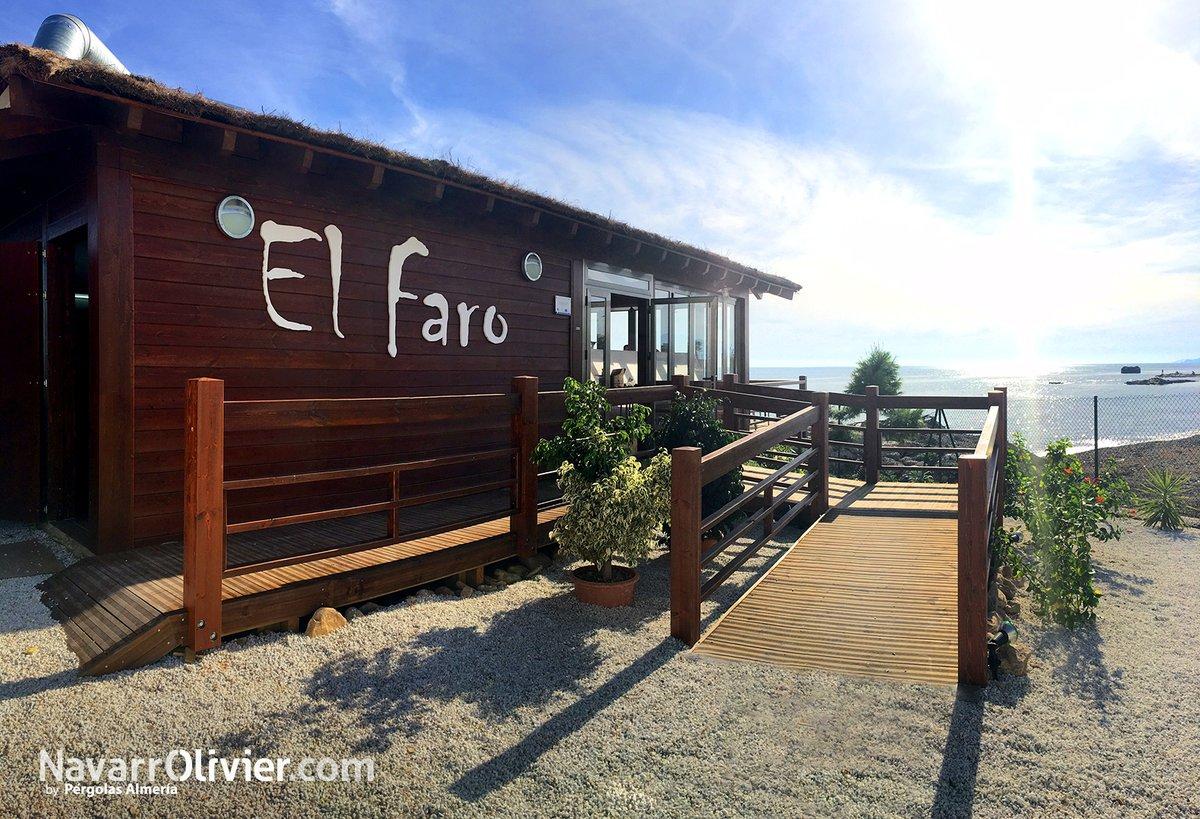 Navarrolivier On Twitter Restaurante El Faro Villaricos