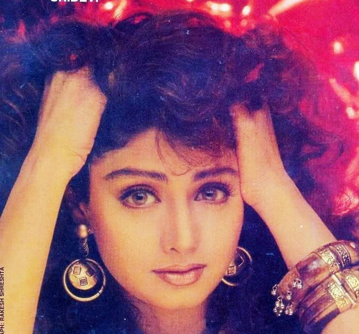 #Sridevi is not only an actress, she is a passion, an inspiration, a reason to live, a reason for U to celebrate life. There r so many people like me who lived the whole life waiting for her movie to come. There is not a single day I don't see her songs or just a picture of her.