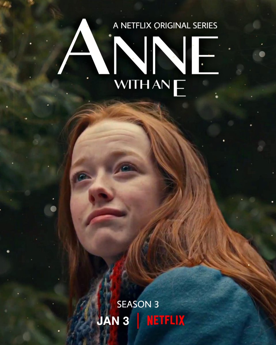 Nothing like getting through a chilly Friday night with a show binge! It just so happens Anne With An E is coming back on January 3rd with its 3rd season and that makes it the perfect time to binge the other two seasons while you wait!  #FridayFun #renewannewithane<br>http://pic.twitter.com/2BGjhTlYGF