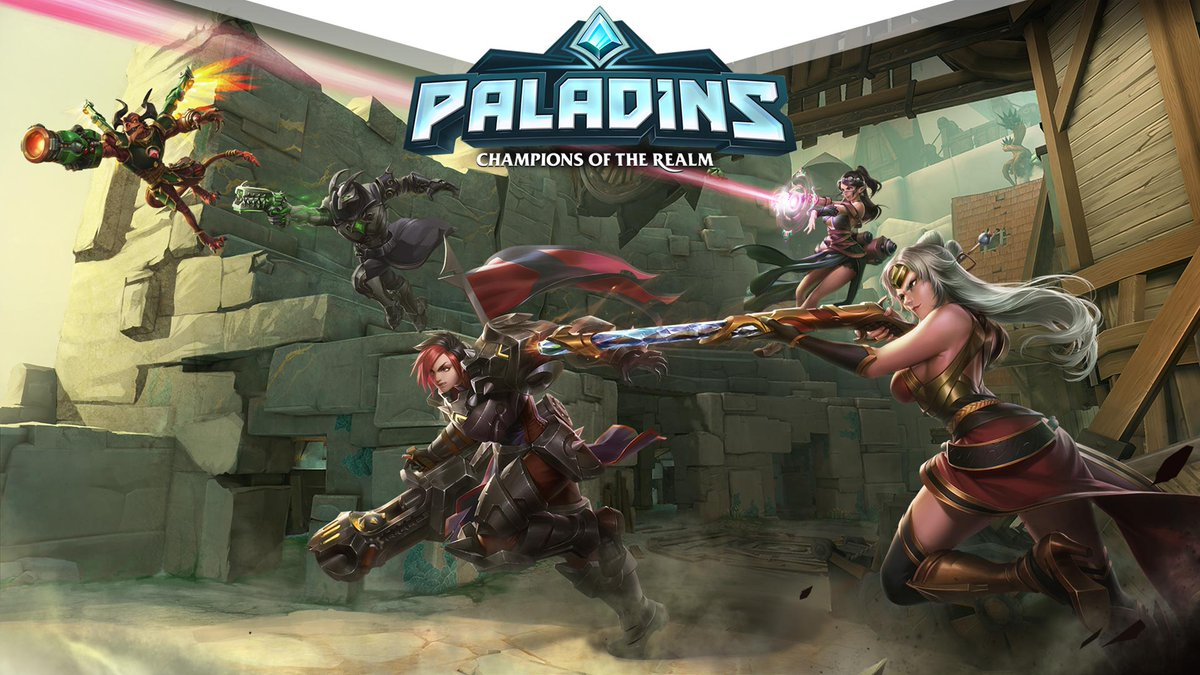 Paladins The Game On Twitter Our First Dev Blog On Our Latest Update By Evilmojoadanas Is Now Up Read Up To Find Out Details On The Past Present And Future Choices For Follow us and unlock your free viktor skin here. paladins the game on twitter our
