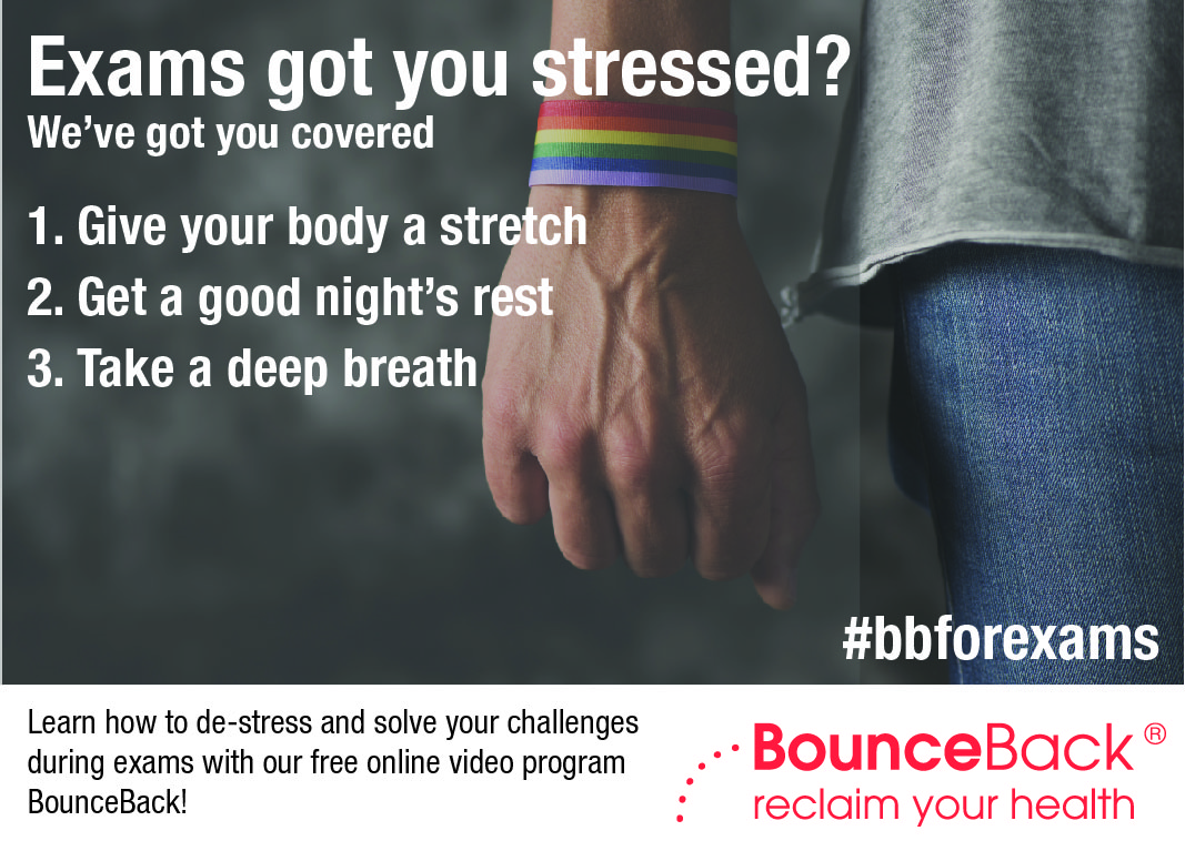test Twitter Media - Get as much rest as possible during #exams. Don't drink too much alcohol or caffeine before bed. If a problem is preventing you from getting to sleep, write it down and deal with it in the AM. #bbforexams Get #mentalhealth tips like these from #BounceBack. https://t.co/35qthyHZTL https://t.co/PtEPLSDbJW