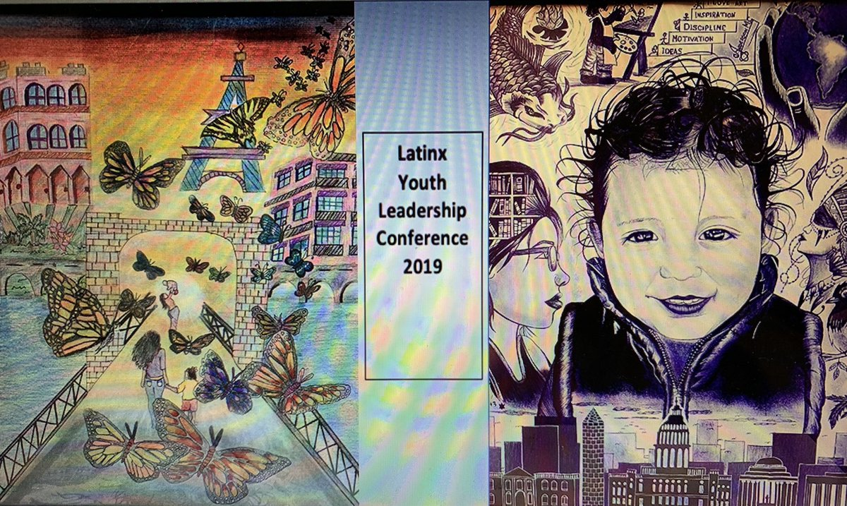 ACHS art students win 1st and 2nd place @ Latinx Youth Leadership Conference, Arlington. <a target='_blank' href='http://twitter.com/ACHSmavericks'>@ACHSmavericks</a> <a target='_blank' href='http://twitter.com/APSVirginia'>@APSVirginia</a> <a target='_blank' href='https://t.co/YvLuzTKDxi'>https://t.co/YvLuzTKDxi</a>