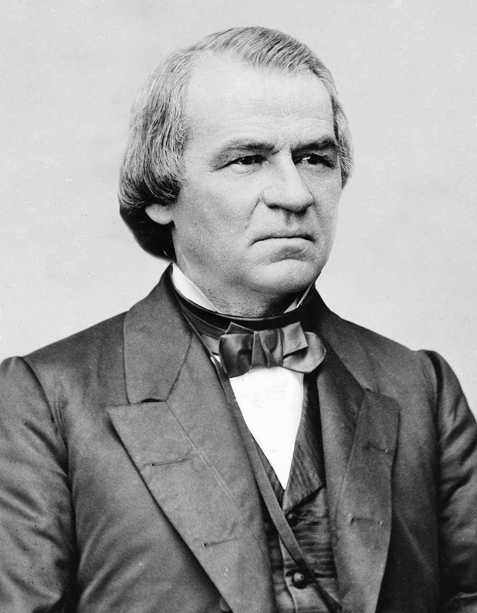 This is only the fourth time in US history that articles of impeachment have been voted out of the House Judiciary committee. The first was in November 1867, by a vote of 5-4, against President Andrew Johnson. <br>http://pic.twitter.com/W2SUBVoC4K