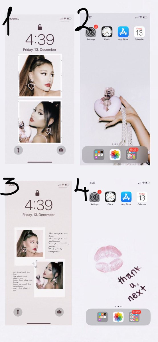 Ariana, toulouse lockscreens  RT if you want & comment which one  #ArianaGrande  -T. <br>http://pic.twitter.com/UQ87AvhnGh