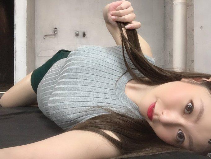 AV女優葵百合香のTwitter自撮りエロ画像39