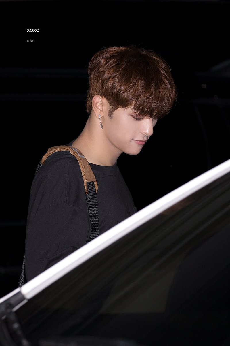 D-47 #ThankYouWOOJIN  KIM !! WOO !! JIN !! I !! MISS !! YOU !! SO!! MUCH!!  btw how was your day woojin bear? Did you eat your fav food chicken today? Ahh don't forget to wear thick clothes and always keep yourself warm okay? I miss youu  <br>http://pic.twitter.com/Qu0JHjkwQg