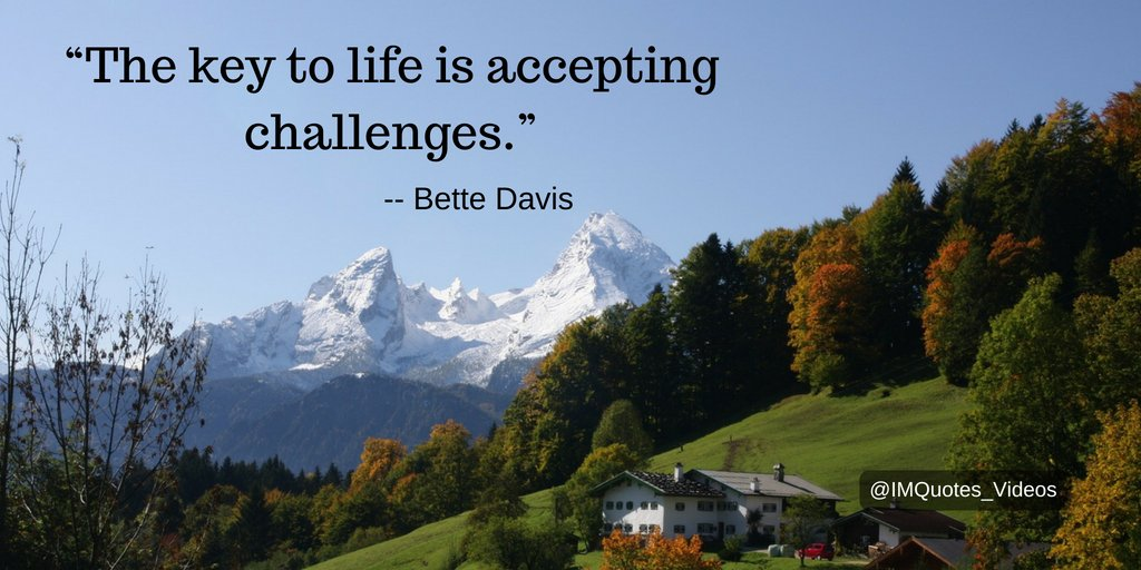 Successful people accept the challenges that life presents to them.  #Motivation <br>http://pic.twitter.com/kSSdadYdEl