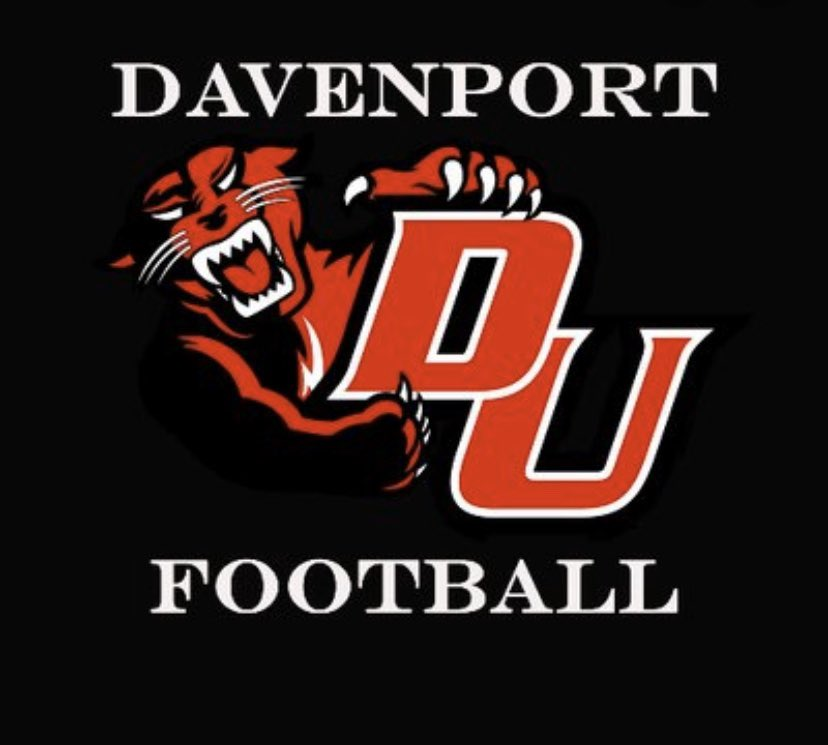 #AGTG blessed and honored to say I have received my 1st scholarship offer to Davenport University <br>http://pic.twitter.com/14vedVK2G9