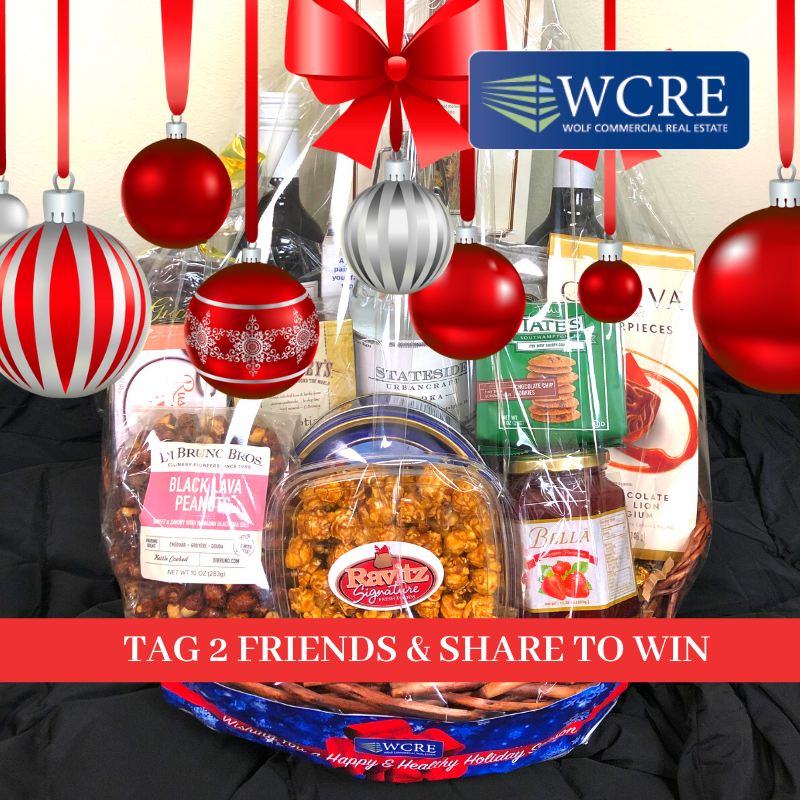 #FridayFun - Let's all have some fun with our WCRE Holiday Cheer Basket Giveaway!! Enter to win this fully-loaded WCRE Ravitz ShopRite Wines & Spirits holiday gift basket  How to Enter: Like the Post, Tag 2 Friends & Share! Best of luck. We will pick a winner on Monday. <br>http://pic.twitter.com/ByaW6RfhQd