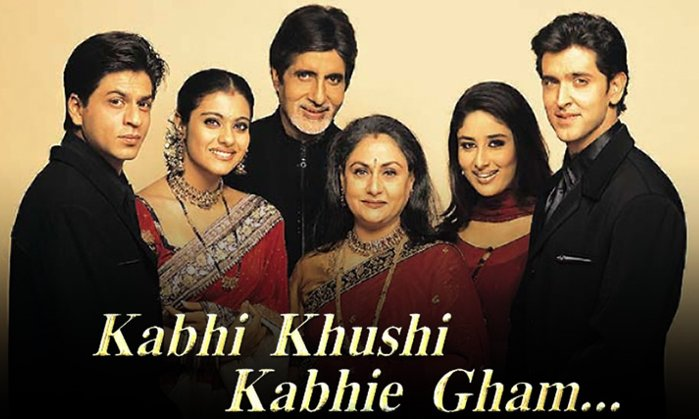 A perfect family film... Shows us the love and respect for our parents and our family Celebrating #18YearsOfK3G<br>http://pic.twitter.com/MPMxEp3YUF