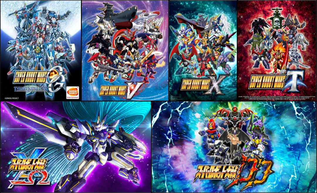 With 2020 being a breather year for the SRW franchise, lets appreciate some of the franchise accomplishments these last 4 years: - 4 mainline games that are officially in English - SRW V won the Gold Prize (Playstation) - 2 mobile titles that make at least 2 million US$ a month
