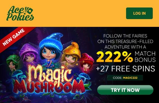 Best Acepokies casino bonus codes. 222% new game bonus  #casino #match #slots #freespins #bonus #CouponCode #casinobonus #casinoUSA #CasinoAustralia