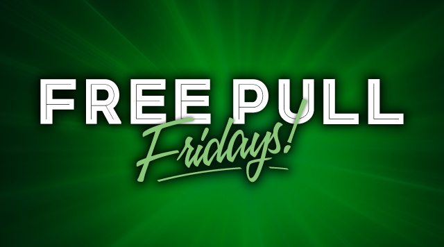 Did you know you can try out a different slot machine each Friday on us? Join us for Free Pull Friday today >>  #DiamondJoDBQ #Casino #Dubuque #FreePullFridays #Slots #SlotsOfFun