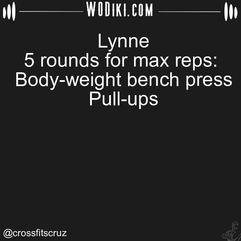 WOD 12.13 by @crossfitscruz  Things work out best for those who make the best of how things work out. #crossfitaddict #pullup, #benchpress