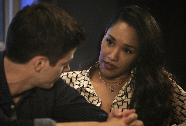 #TheFlash After Crisis: Has Intrepid Iris Found Trouble? — Exclusive #2020FirstLook Photo tvline.com/2019/12/13/the…