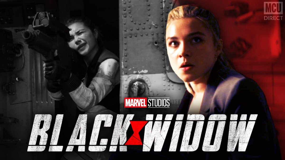 "Yelena Belova-actress @Florence_Pugh has denied that her character will take up the #BlackWidow mantle in the BLACK WIDOW movie: ""It certainly didn't feel like a passing of the torch kind of film."" http://bit.ly/35nBxv2"