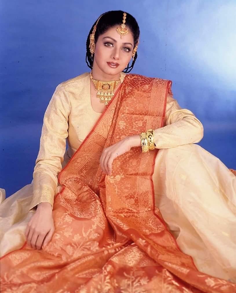 The Empress  - @SrideviBKapoor #Sridevi  #SrideviLivesForever  #SrideviIsImmortal