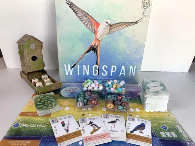 Recibimos reposición de Wingspan.Disponible en el local y en: http://guildreams.com/product/wingspan…#Wingspan #Competivivo #Aves #Huevos #Nidos #Recursos #JuegosdeMesa #JuegodeTablero #BoardGames #Tableros #MalditoGames #Providencia #Guildreams