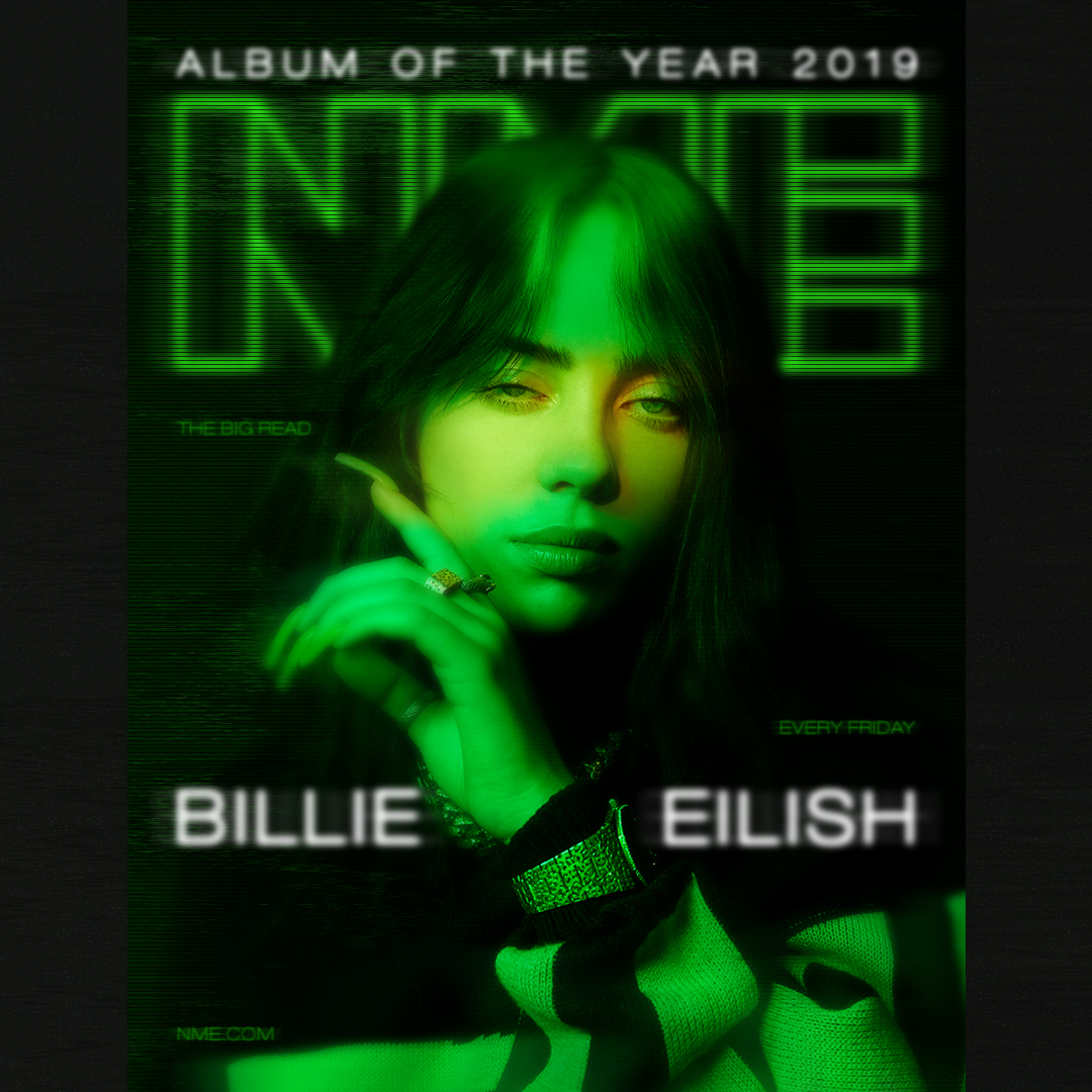. @billieeilishs When We All Fall Asleep, Where Do We Go? is NMEs Album Of The Year 2019. @thomasjsmith__ speaks to the once-in-a-generation star about her triumphant year, coping with fame and how shes going to follow this one up nme.com/big-reads/bill…