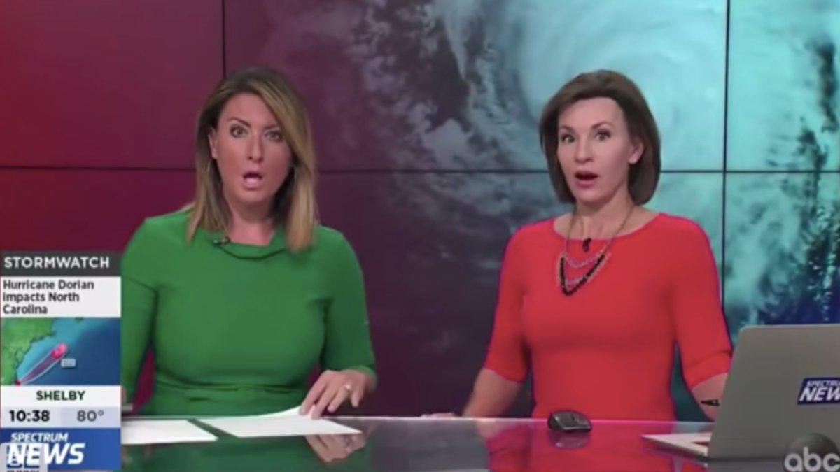 Another year, another compilation of local news bloopers