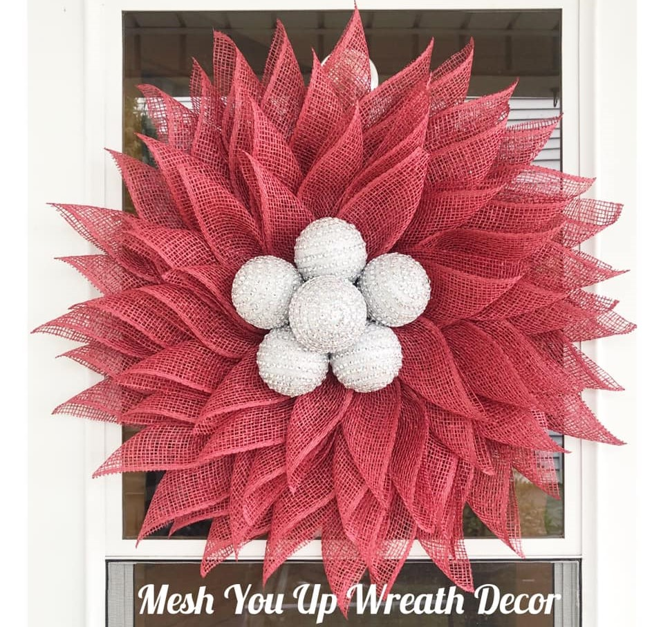 Oh WOW, just WOW!!! This #wreath is stunning, LOVE it! Made by Mesh You Up Wreath Decor using the #UITC Large Board! #Imadethis #DIY #DIYwreath #makeitwithMichaels   Large Board by UITC  https://uniqueinthecreek.com/collections/wreath-frame-board/products/large-wreath-board-wreath-frame?variant=13541395628090 …  Large Board Tutorials  https://www.youtube.com/playlist?list=PLFetCpLC4Vkb03iliycVur4ThkzUn8ho_ …pic.twitter.com/7GuAPHdfqC