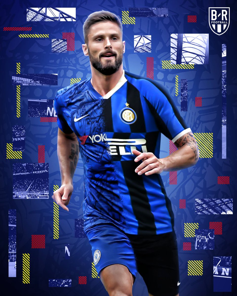 Chelsea's Olivier Giroud is close to agreeing to personal terms with Inter, according to @lequipe ⚫🔵