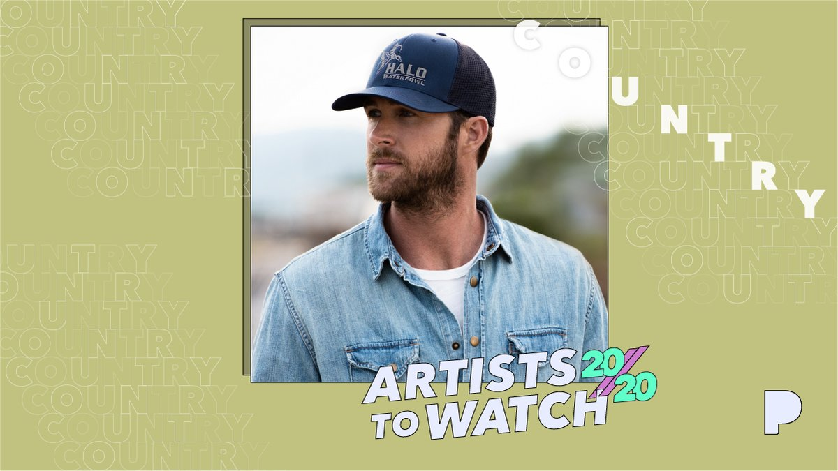 Special thanks to @pandoramusic for naming me one of their 2020 Country Artists to Watch. Y'all can check out my music on the official playlist or search and play on #PandoraMusic. https://smarturl.it/2020PandoraArtist…