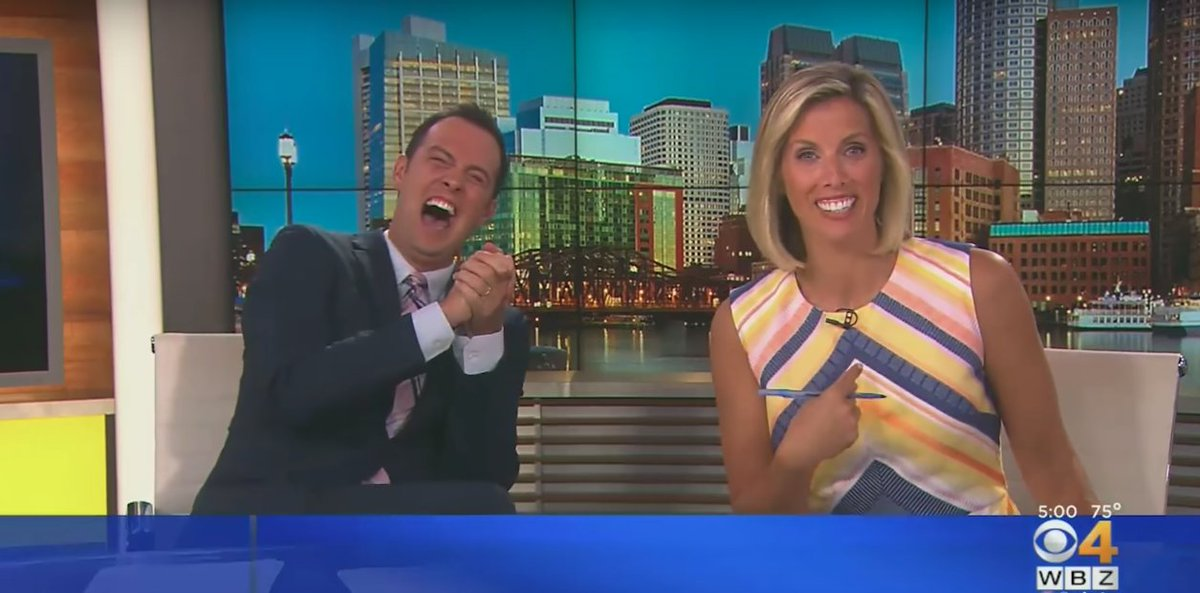 Watch the best news bloopers of 2019 and try to keep yourself from totally losing it
