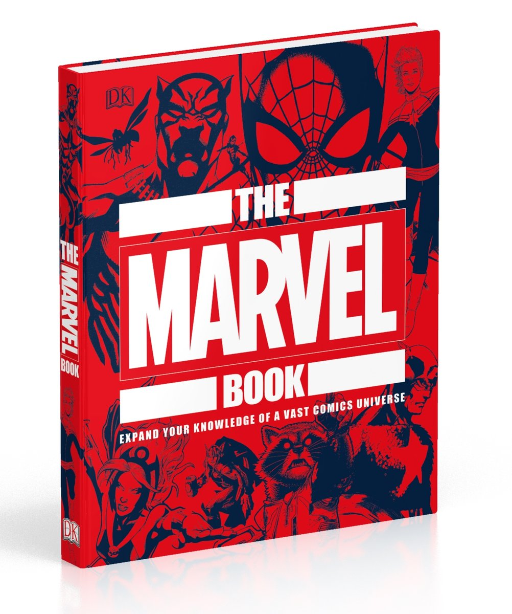 A thorough and insightful look back at 80 years of Marvel history in a small package. As a dedicated Marvel Zombie, I know I'll be turning to this book again & again The Marvel Book finds a true believer @BiffBamPop tinyurl.com/ublth28 @Marvel #Marvel #blackwidow #books