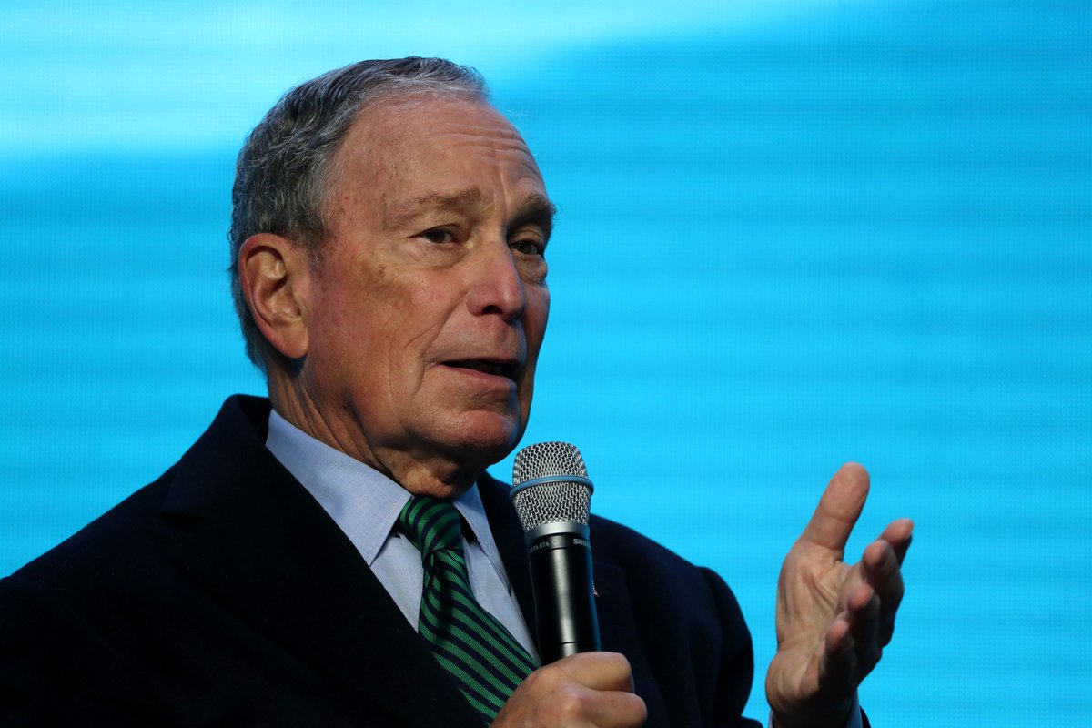 Bloomberg's climate plan doesn't set him apart from other 2020 candidates