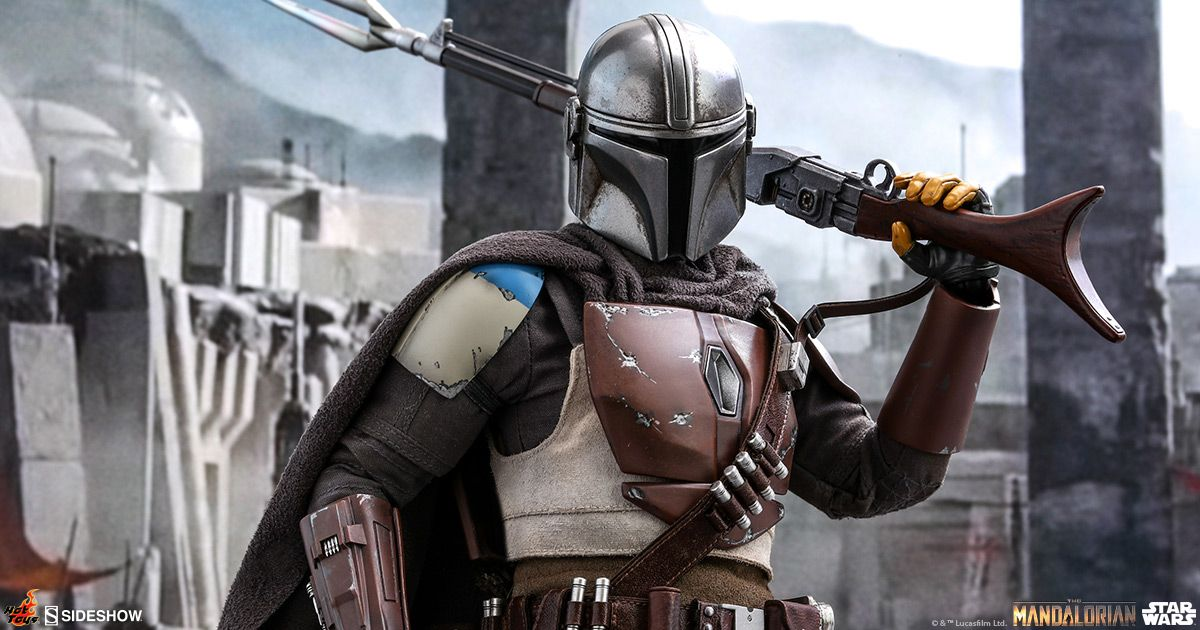 @collectsideshow's photo on #TheMandalorian
