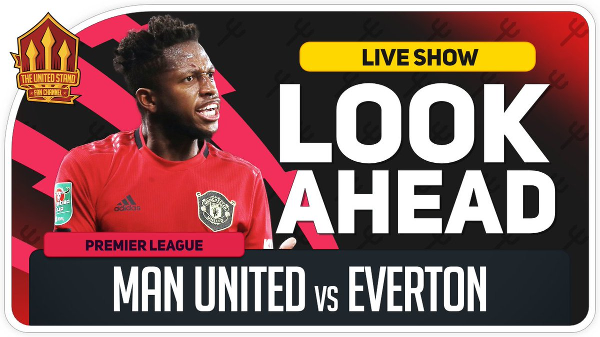 We're LIVE https://buff.ly/34iF64f  #mufc