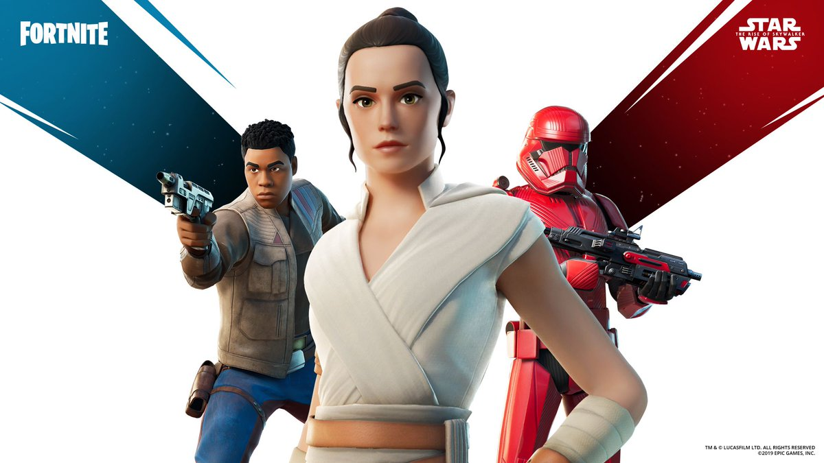 How to watch Fortnite's exclusive Star Wars: The Rise of Skywalker clip this Saturday