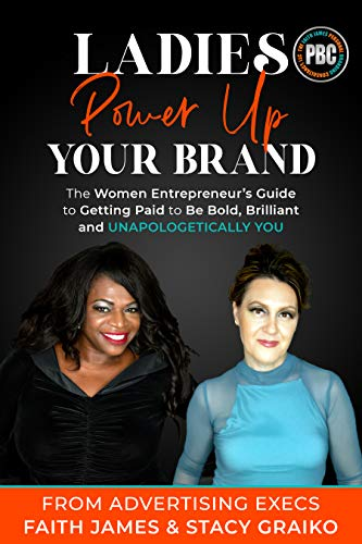 #authors #amazongiveaway – Faith James and Stacy Graiko new book, Ladies, Power Up Your Brand:  The Women's Entrepreneur's Guide to Getting Paid to Be Unapologetically You, Free Gift today only! http://ow.ly/GeMx30pZhizpic.twitter.com/s2jyzBK83a