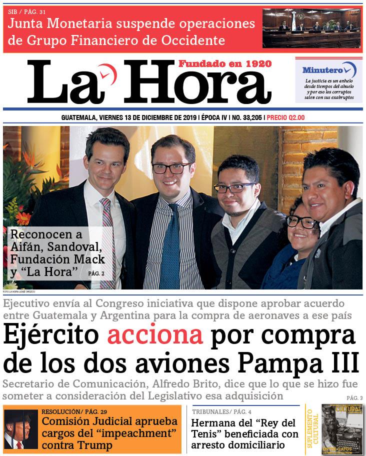 """test Twitter Media - PORTADA DE HOY: """"Ejército acciona por compra de los dos aviones Pampa III"""" https://t.co/xUzbZ8gcmJ"""