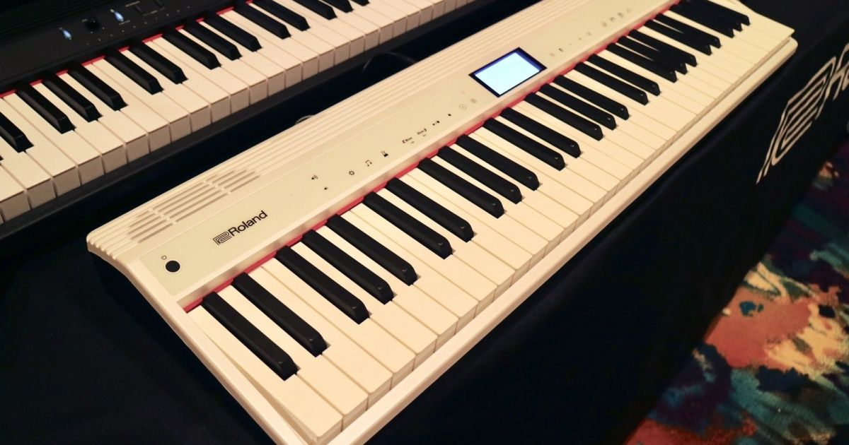 Roland's Alexa-powered keyboard is available for $500