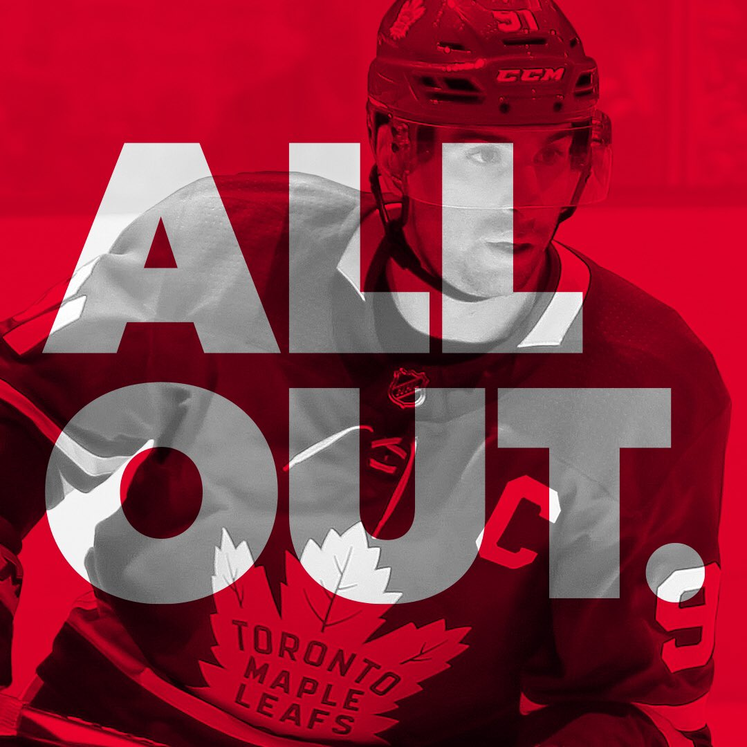 Commitment and confidence, every single game. #ALLOUT @CCMHockey https://t.co/3uIC7L6qs3
