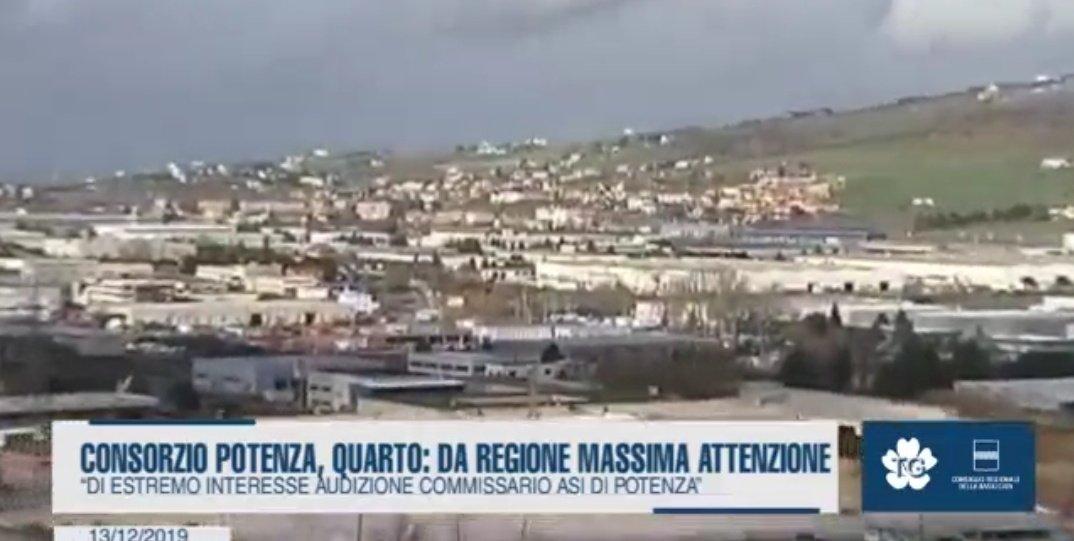 """Consorzio #Potenza, Piergiorgio Quarto: """"Da Region..."""