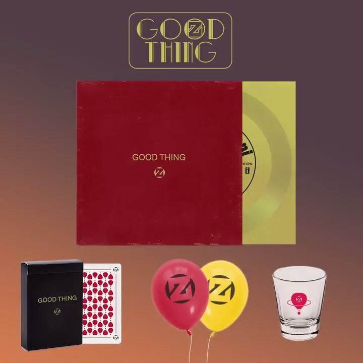 Your soundtrack New Year's Eve 🥂 Get the Flexi Disc in the Good Thing bundle now: smarturl.it/ZeddMerch