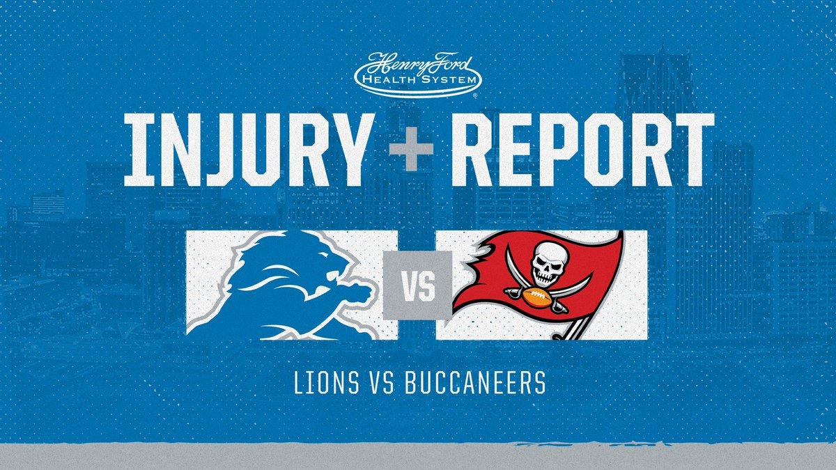 Detroit Lions @Lions
