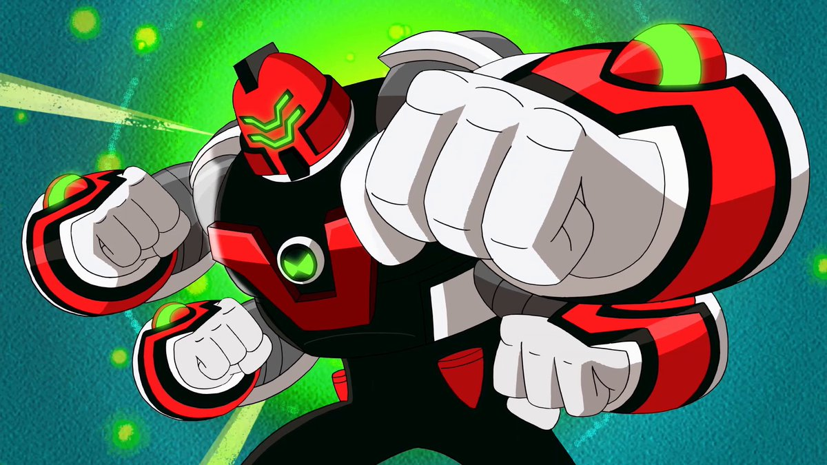 Ben has a few new tricks up his sleeve! 💥👊 Get ready for BIGGER BATTLES, new armor, and higher stakes!  Sign into the CN App to stream a FIRST LOOK at #Ben10 Season 4  👉