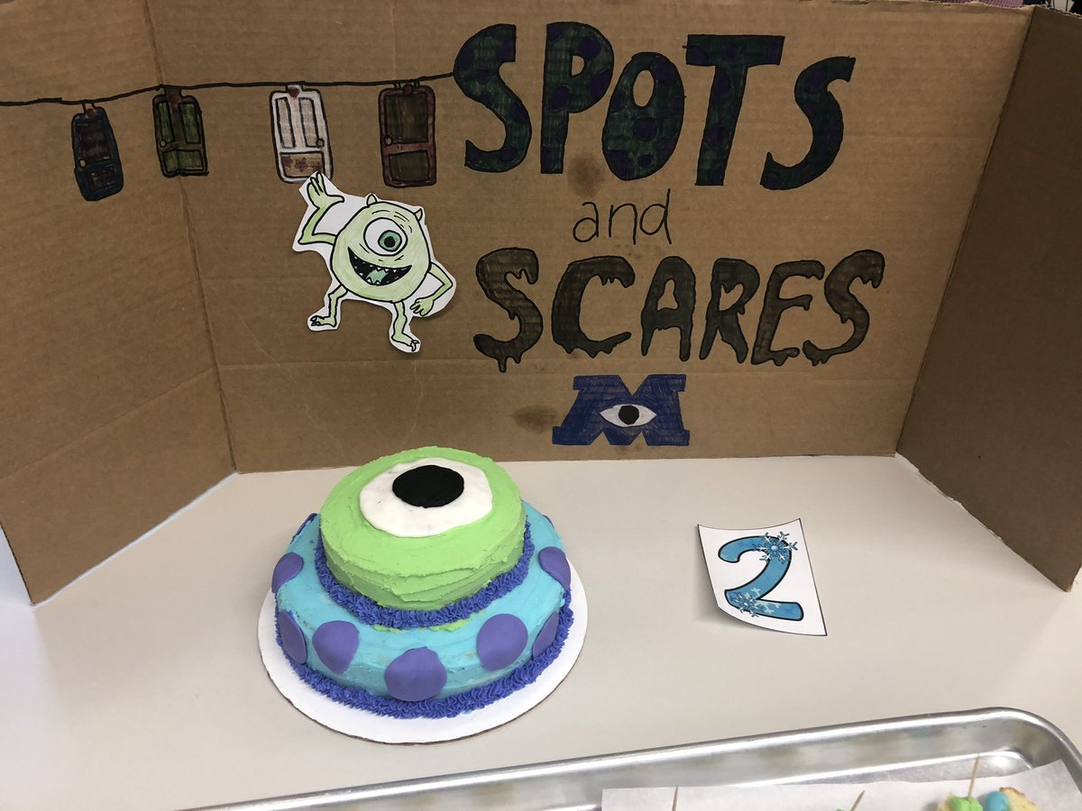 Cake Wars Fall 2019 winners for best tasting cake! #owbaking #owlpower #cakewars <br>http://pic.twitter.com/MXYW0hLCH0