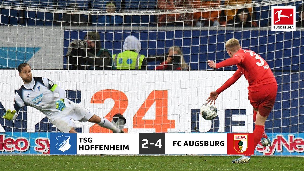 Hoffenheim-Augsburg